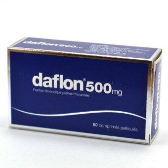 4 Confezioni Daflon 60 compresse Integratore per insufficienza venosa