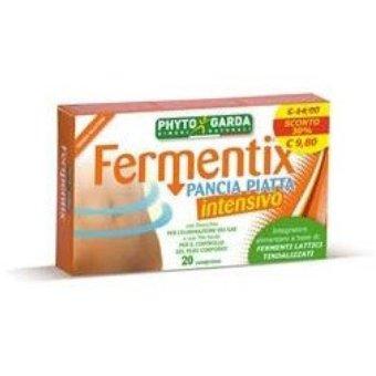 Fermentix integratore contro gonfiore e pancia piatta 20 compresse