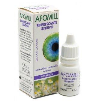 Mentefarmaco Afomill Rinfrescante Gocce oculari 10 ml