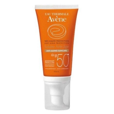 Eau Thermale Avene Crema Antiage protezione solare spf 50+ 50 Ml