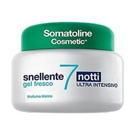 Somatoline Trattamento Snellente 7 Notti Gel Fresco 400 ml